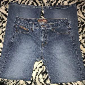 LEI denim size 7 boot cut jeans 💕